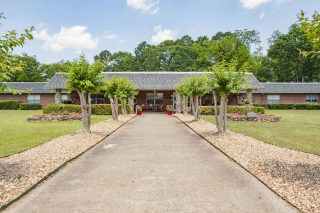 Adams Rehab Center Entrance