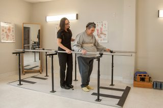 Cullman Physical Therapy - Walking