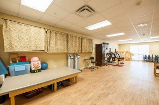 Rehab Gym and Equipment