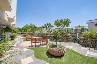 Folsom Courtyard