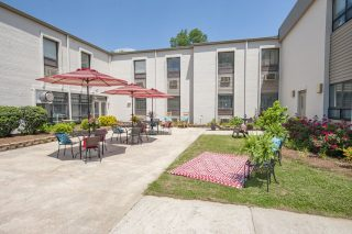 Courtyard for Residents
