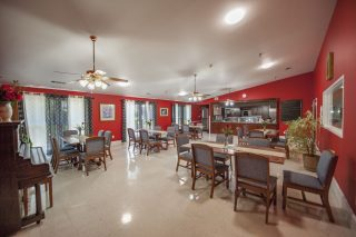 Dining Area for Residents