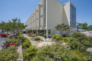 Folsom Center Exterior