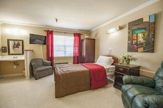 Nursing Home Resident Room