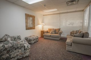 Assisted Living Sitting Area