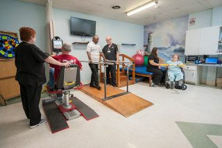 Adams Facility Physical Therapy
