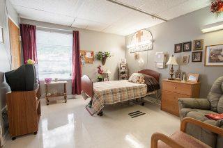 Cullman Facility Private Room