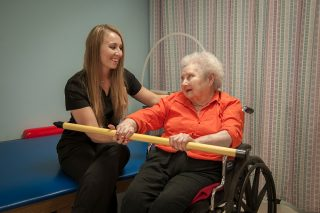 Falkville Rehab Therapy