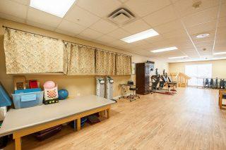 Rehab Gym and Equipment