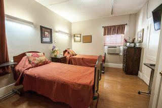 Haleyville Facility Double Room