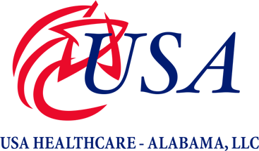 USA Healthcare Logo