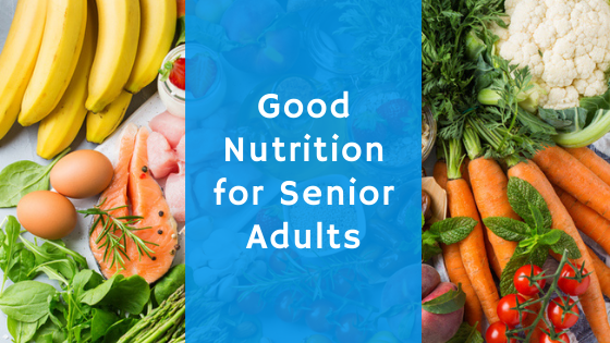 nutrition for seniors